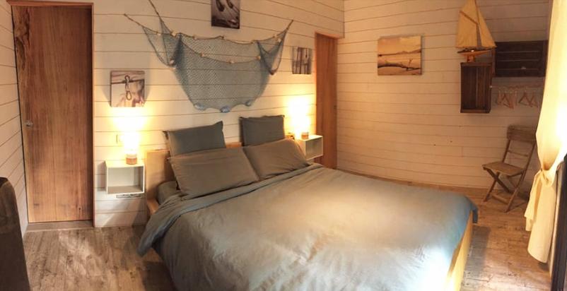 Au bois flott chambres d 39 h tes hourtin for Aux bois flottes