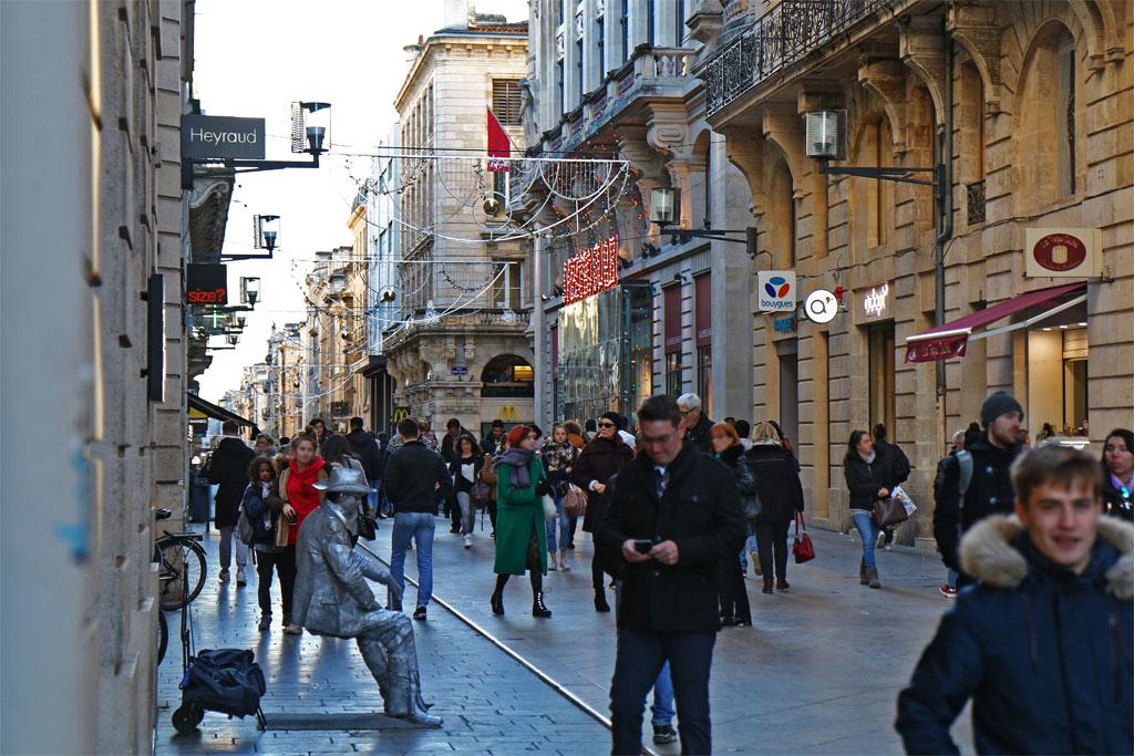 Marcher pour découvrir Bordeaux
