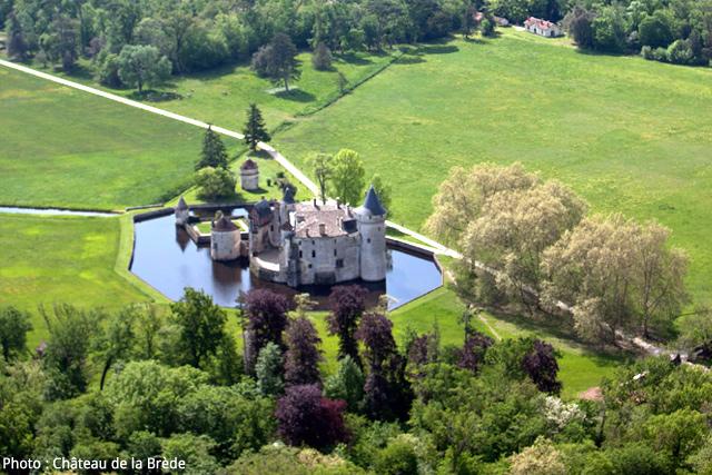 Parc du Château de la Brède