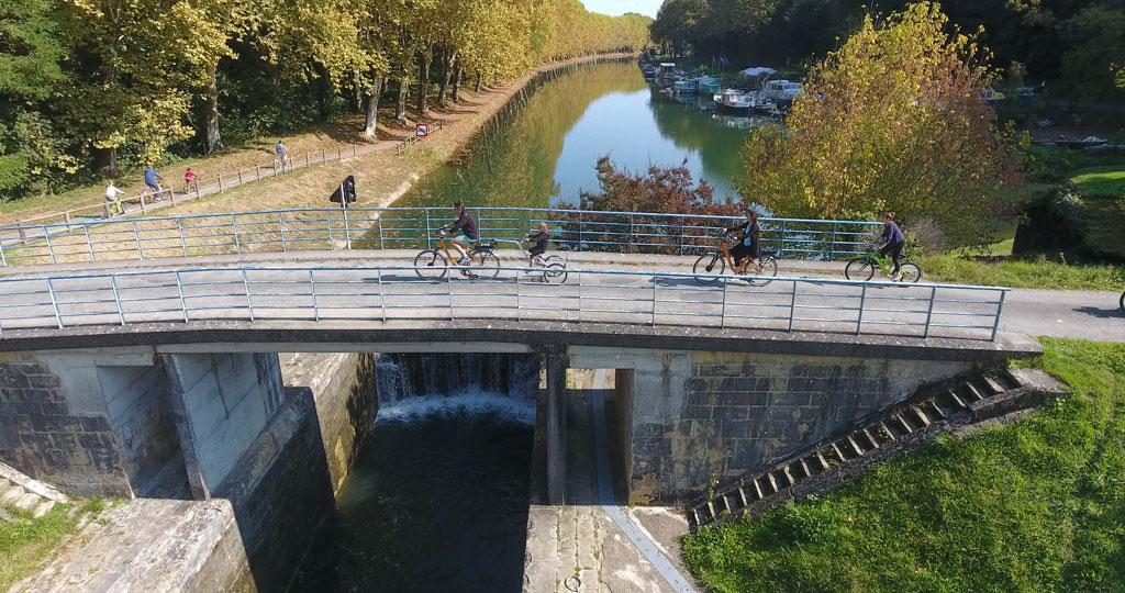 Les Cycles du canal