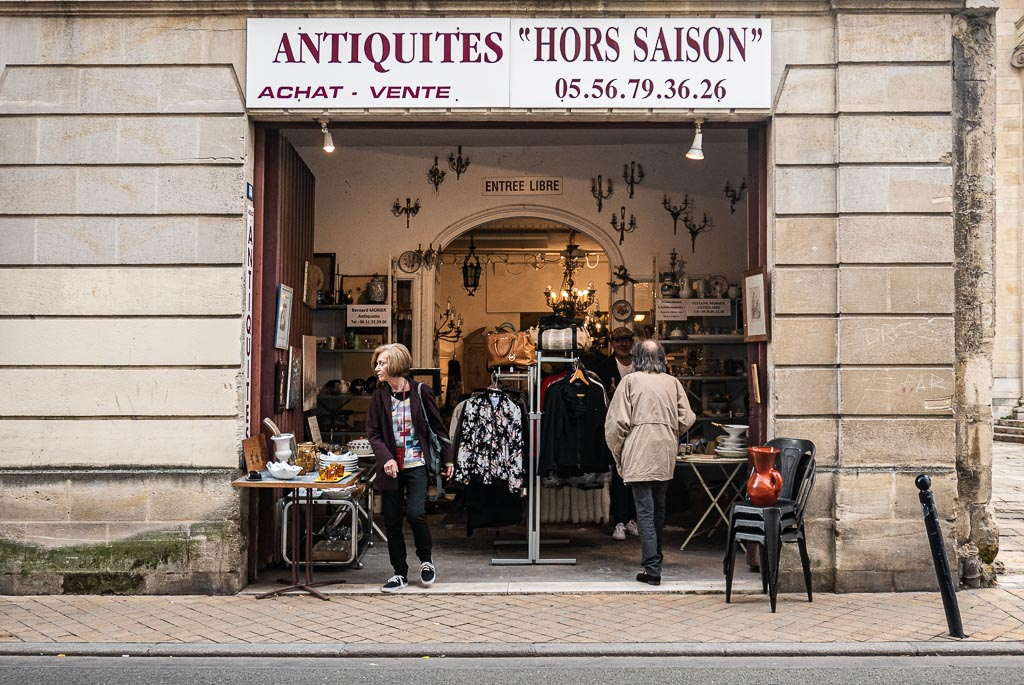 antiquités chartrons
