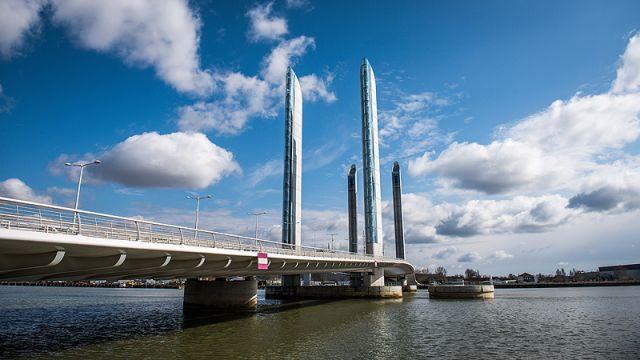 Pont Chaban-Delmas - Bordeaux